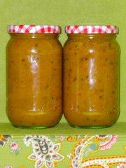 spicy marrow chutney