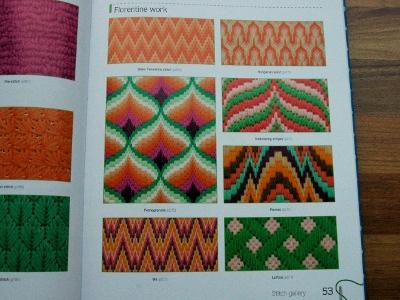 Ravelry: Bargello Stripes Purse pattern by Patons