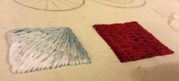 Practise stitching